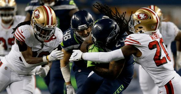 San Francisco amarra descanso en playoffs con triunfo en Seattle