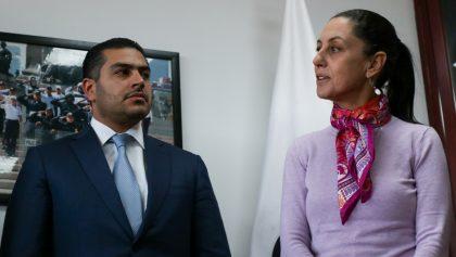 Sheinbaum defiende a García Harfuch: Titular de SSC no tiene que ver con García Luna