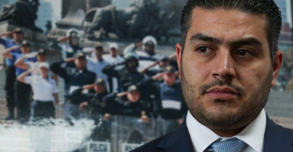 Héctor Elizalde se encargará de la SSC-CDMX en lo que García Harfuch se recupera