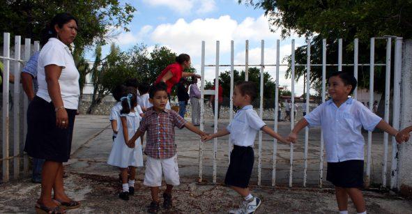 Enseñanza de lengua maya será obligatoria en escuelas nivel básico de Yucatán