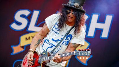 Slash cree que 'Garage Days' de Metallica es