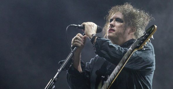 The Cure compartió videos inéditos del VIVID Live Festival por el aniversario de 'Desintegration'