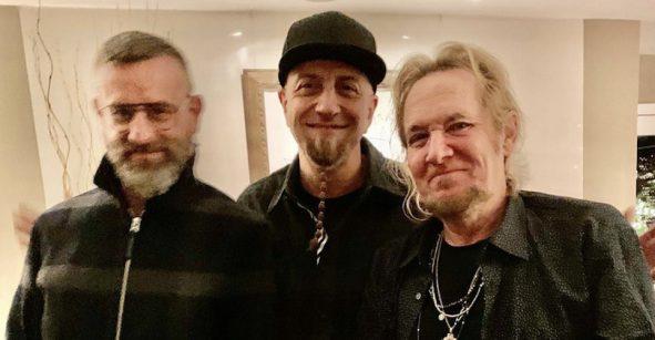 ¡Que se armen algo!: Miembros de Tool, Iron Maiden y System of a Down se juntan para tocar