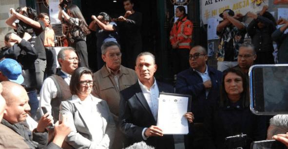 Rector de la UG y gobernador de Guanajuato se disculpan por casos de violencia