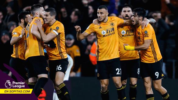 ¡Clientazos! Wolves remontó dos goles y derrotó al Manchester City