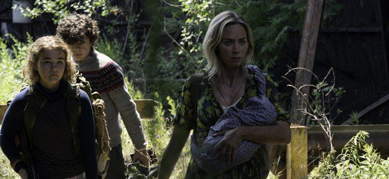 Aquí está el primer teaser tráiler e imágenes de 'A Quiet Place Part II' con Emily Blunt