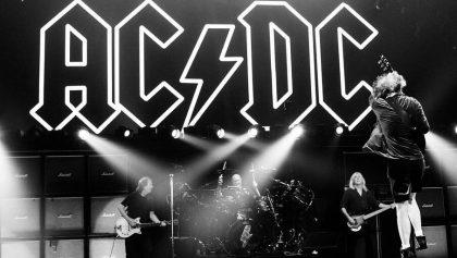 Sigue haciendo historia: 'Back In Black' de AC/DC se vuelve 25 veces platino