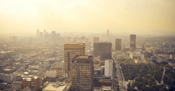 Activan contingencia en Zona Metropolitana por partículas contaminantes en el aire