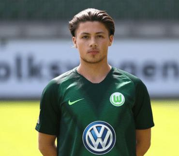 Adrián Goransch, el mexicano del Wolfsburgo estaría a prueba en América