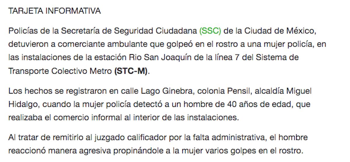 agresión-policia-cdmx-metro