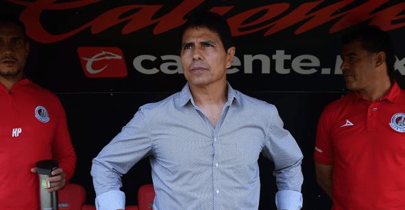 Necaxa anuncia a Alfonso Sosa como su nuevo estratega