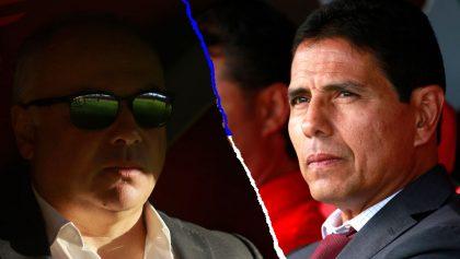 Alfonso Sosa tomará el lugar de 'Memo' Vázquez en el Necaxa