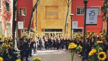 Estudiantes del ITAM se van a paro total tras la muerte de una compañera