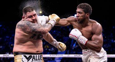 Comida, alcohol y fiesta: Andy Ruiz reveló por qué perdió ante Joshua