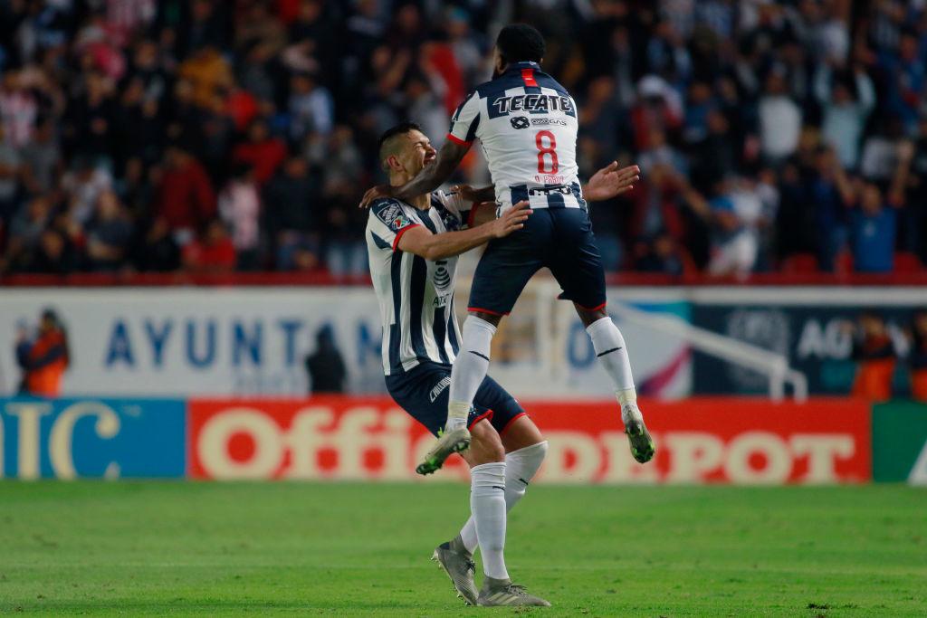 Mohamed espera ser campeón con Monterrey en su tercera final