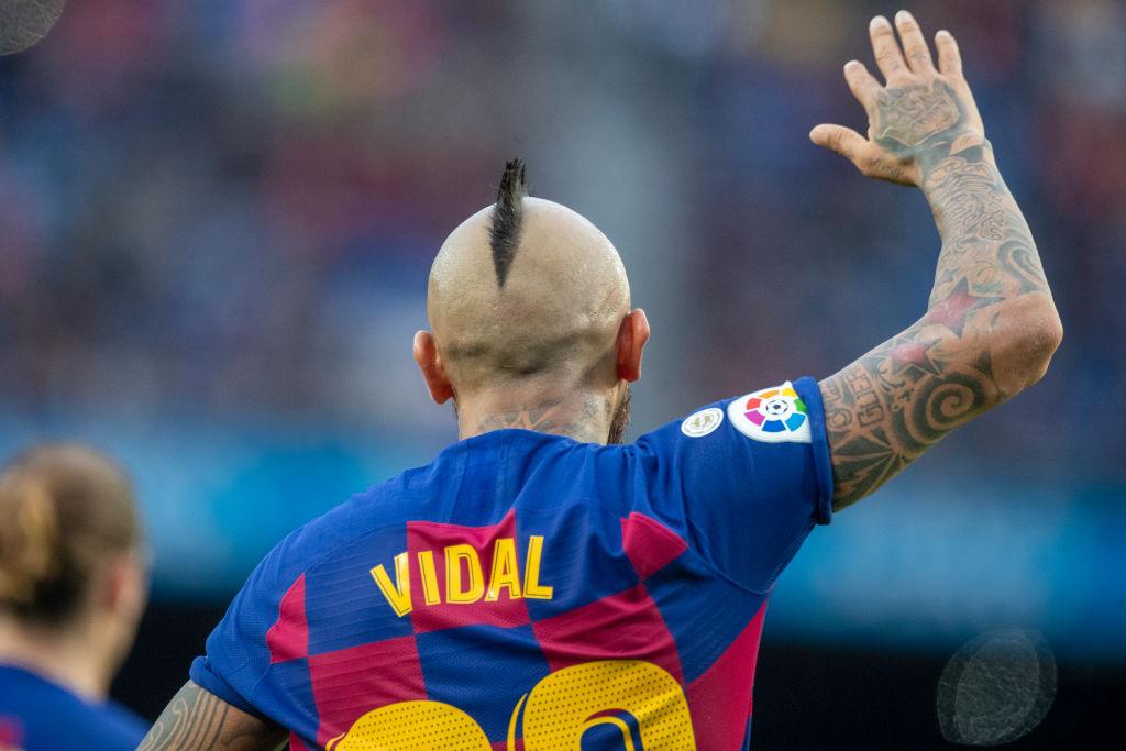 El motivo por el que Arturo Vidal demandó al FC Barcelona