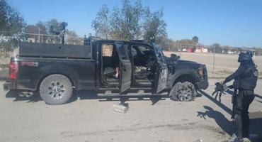 Van 12 detenidos por el ataque en Villa Unión, Coahuila