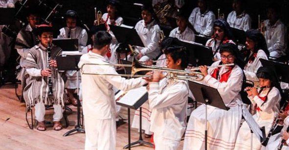 Mega chale: Roban instrumentos a la Banda Filarmónica de Ayutla, en Oaxaca