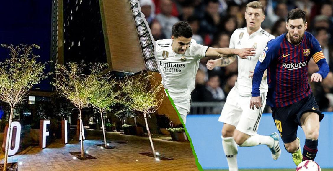 Barcelona y Real Madrid compartirían hotel de concentración por seguridad