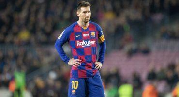Messi fuera de la convocatoria del Barcelona para enfrentar al Inter