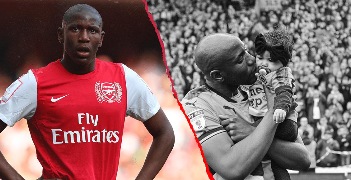 Benik Afobe, exjugador del Arsenal, comparte el fallecimiento de su hija de dos años