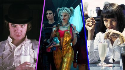 La directora de 'Birds of Prey' tomó como influencia 'Pulp Fiction' y 'A Clockwork Orange'