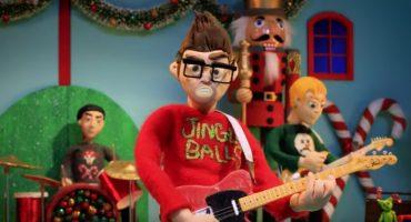 Blink-182 se volvió a poner navideño con su nueva rola