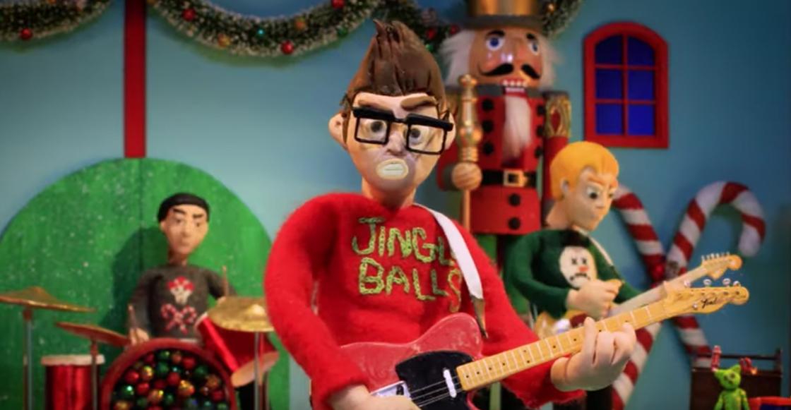 """Blink-182 se volvió a poner navideño con su nueva rola """"Not Another Christmas Song"""""""