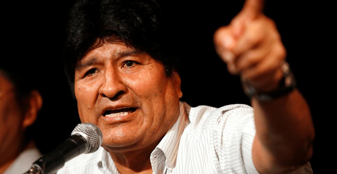 Fiscalía de Bolivia emite orden de arresto contra Evo Morales