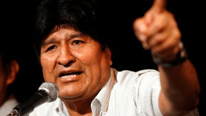 Fiscalía de Bolivia emite orden de aprehensión contra Evo Morales por terrorismo