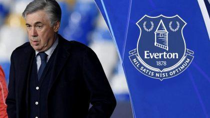 Ancelotti está en Inglaterra para negociar con el Everton