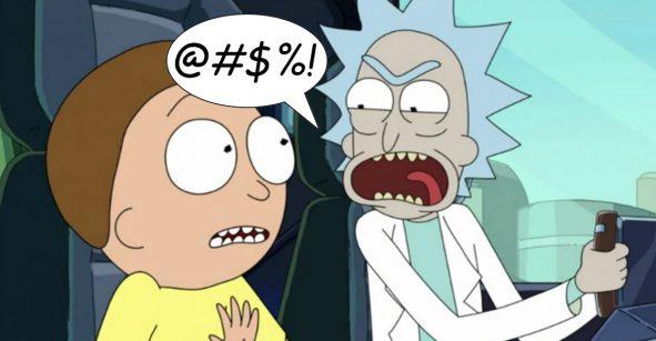 ¡¿POOR?! 'Rick and Morty' regresa a Netflix... pero con las malas palabras censuradas