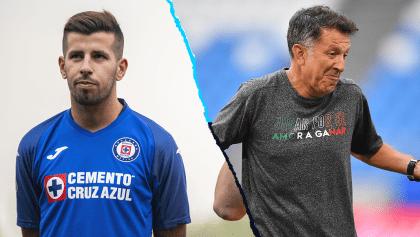 Cepellini confiesa que Juan Carlos Osorio le aconsejó fichar con Cruz Azul