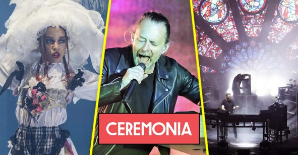 ¡Thom Yorke, FKA Twigs, y The Chemical Brothers en Ceremonia 2020!