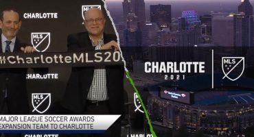 Charlotte será el equipo 30 que se unirá a la expansión de la MLS