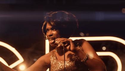 Respect! Mira a Jennifer Hudson como Aretha Franklin en el primer teaser de su biopic