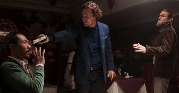 Checa un nuevo tráiler de 'The Gentlemen' con Mathew McConaughey