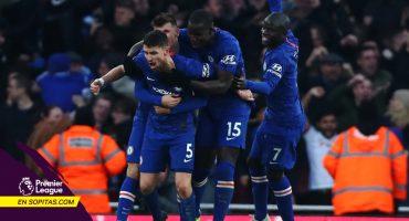 Chelsea le remontó al Arsenal en 5 minutos y se llevó el Derbi de Londres
