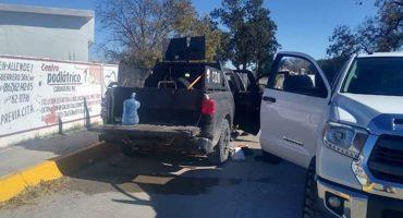 Comando ataca a policías municipales en Coahuila