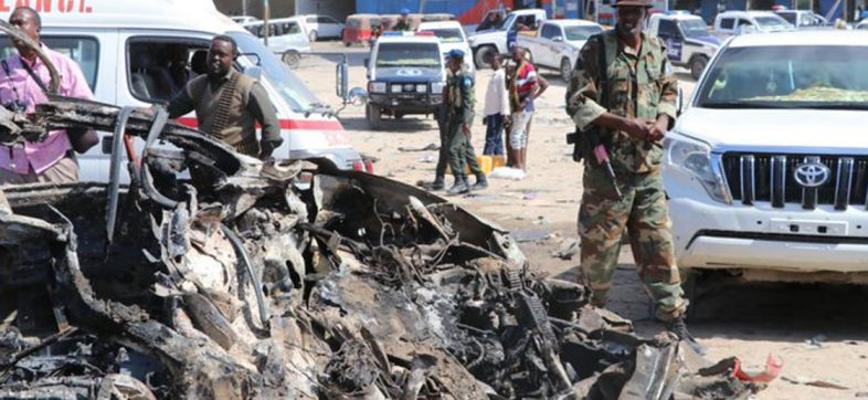 Coche bomba en Somalia deja al menos 79 muertos y 149 personas heridas