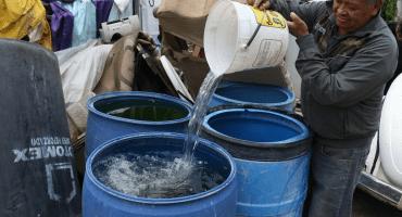 ¡Abusados! Anuncian megacorte de agua en el Estado de México