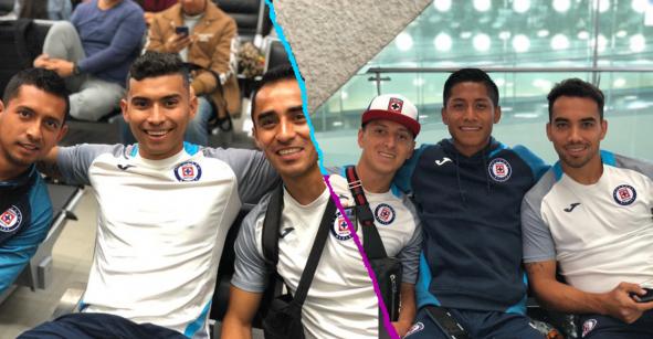 Cruz Azul se va de pretemporada sin los transferibles ni Siboldi