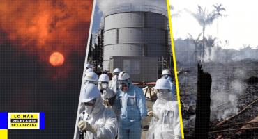De Fukushima a la Amazonía: 9 desastres medioambientales de la década