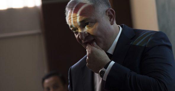 La UIF bloquea 11 cuentas vinculadas a Genaro García Luna