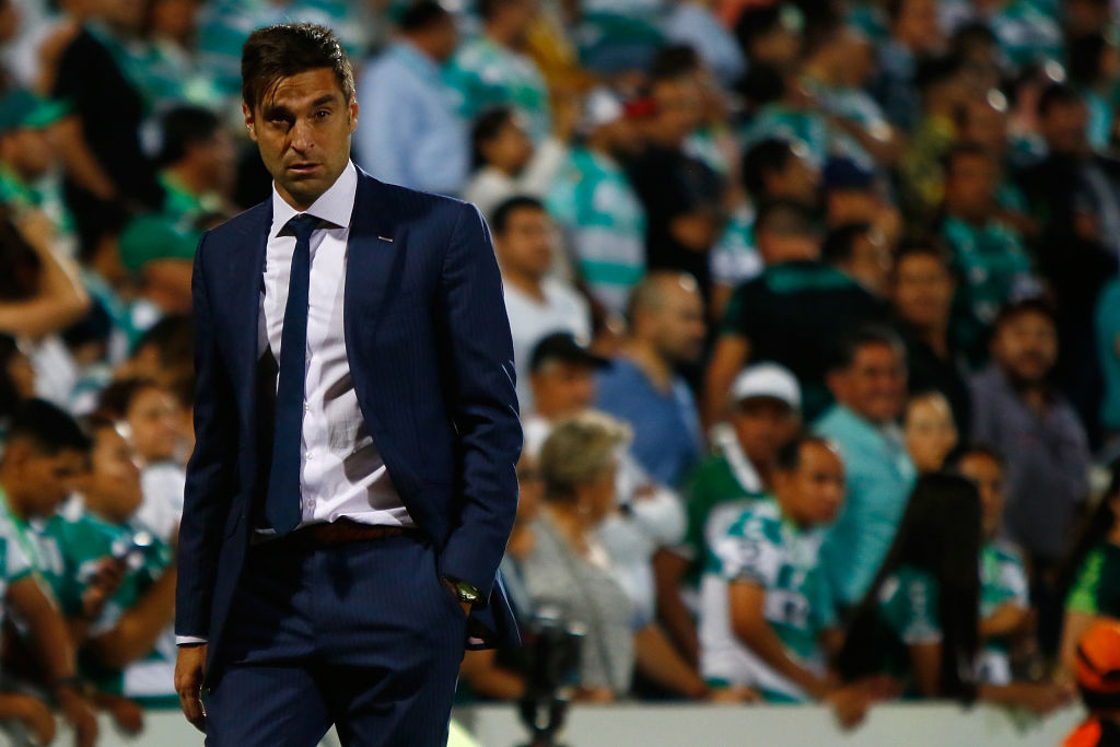 Diego Alonso, cerca de ser DT del Inter de Beckham