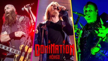 Def Leppard, The Misfits, y Rancid: ¡Así quedó el cartel de Domination 2020!