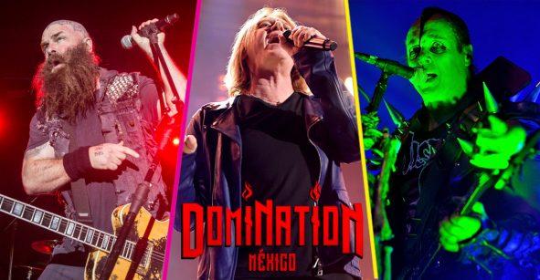 Def Leppard, The Misfits, y Rancid: ¡Así quedó el cartel de Domination 2020!