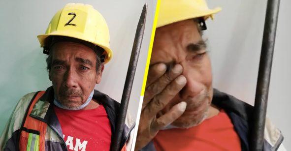 La historia de Don Beto, un señor que fue estafado con 20 mil pesos por uno de compañeros de trabajo