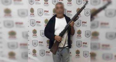 Dan prisión preventiva a hombre que mató a presunto secuestrador y redes piden #LiberenADonRamón
