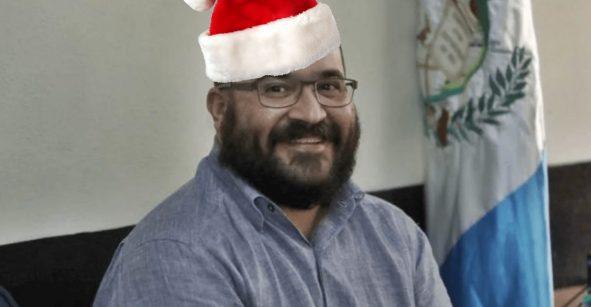 Por vacaciones... hasta enero Javier Duarte sabrá si sale de prisión